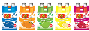 Exciting Line of Jelly Belly Gourmet Sodas